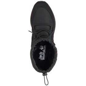Jack Wolfskin Nevada Texapore Chaussures Femme, black/black
